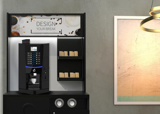Machines à café de bureau